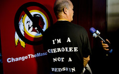 Washington Redskins face controversy over name