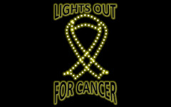 Nazareth Academy Turns the Lights Out on Cancer