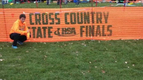 Cross Country runners reflect on race to state