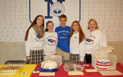 Student Council raises money for Wounded Warriors