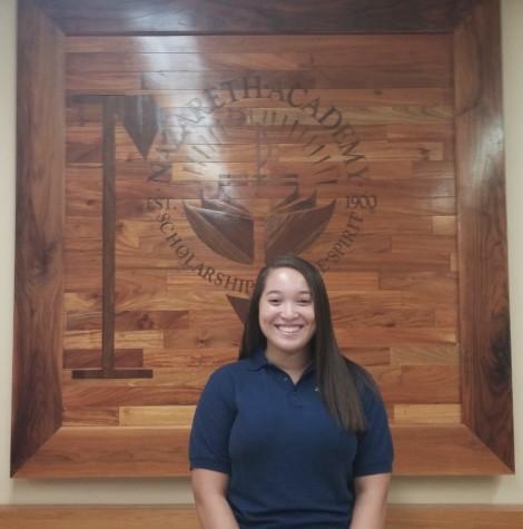 Student Spotlight: Alecia Bell