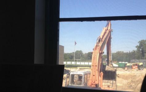Naz construction underway