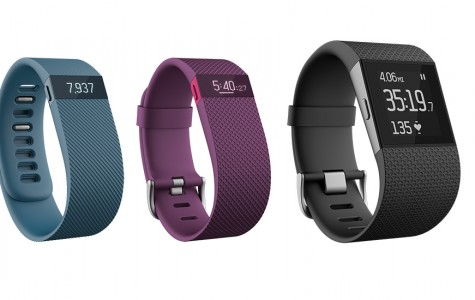 Fitness trackers promote healthy habits, competition