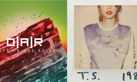 Album Swap: Taylor Swift's '1989' and O.A.R's 'Live on Red Rocks'
