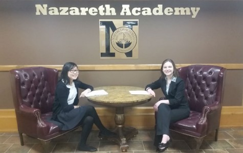 BOOST Internship Debuts at Nazareth