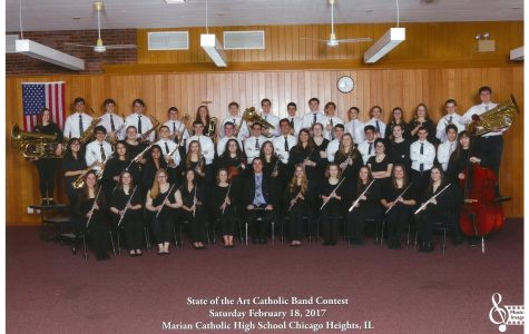 New class spotlight: Beginning Band