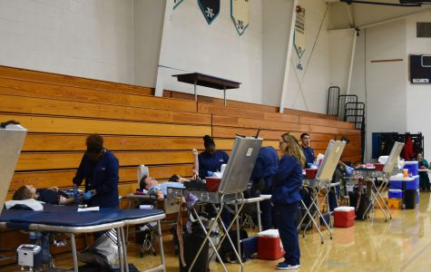 NHS hosts annual Blood Drive