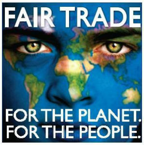 Buy fair trade, help those in need