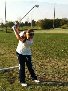 Featured Athlete: Alex D'Agostino, Golf