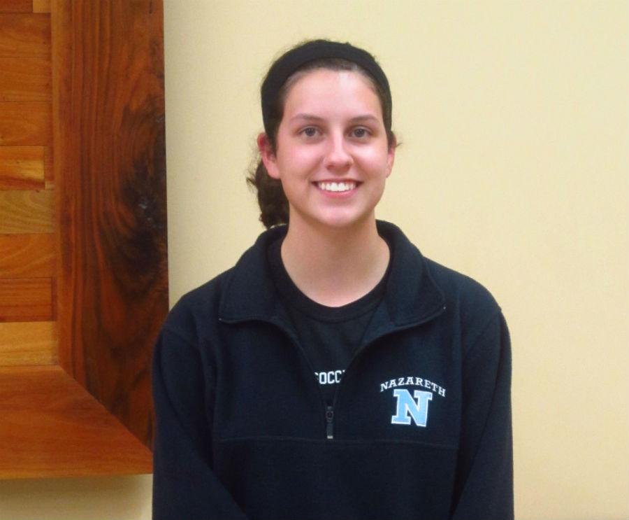 Student Spotlight: Gabby Aguilera '13
