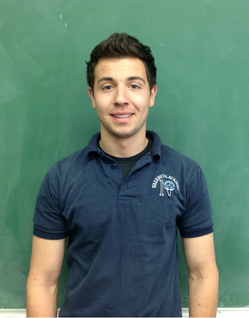 Student Spotlight: Chris Koester '14