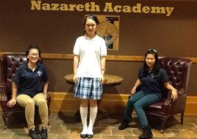 International Students take Nazareth by storm
