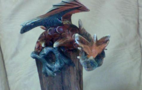 Creative Column: The Book Dragon