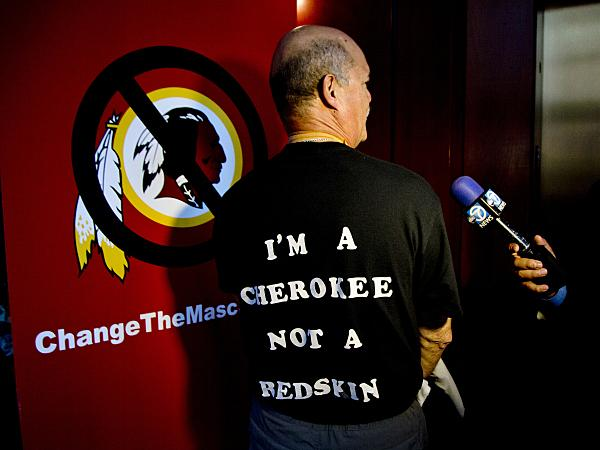 Washington Redskins Face Controversy Over Name The Announcer
