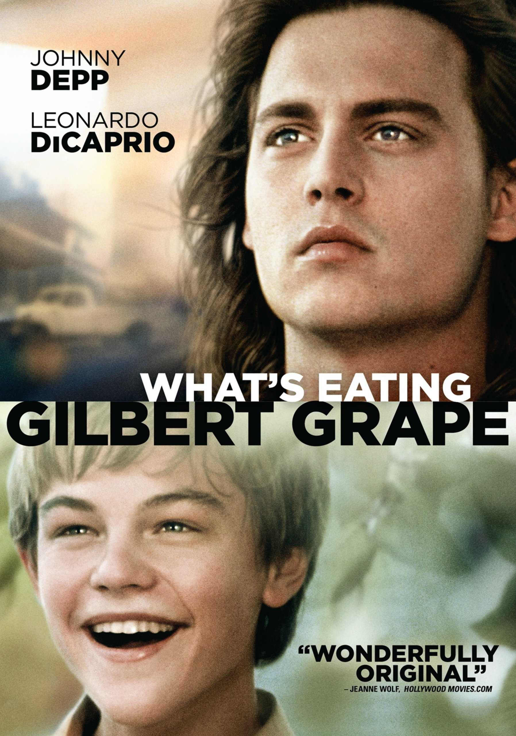 an analysis of the movie what s eating gilbert grape directed by lasse hallstrom