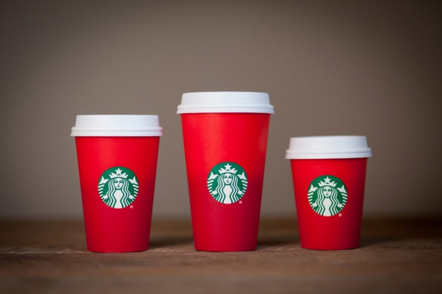 Starbucks cups spark controversy