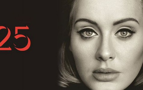 Adele debuts another top album