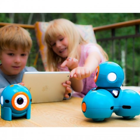 Coding robots teach kids about computer programming