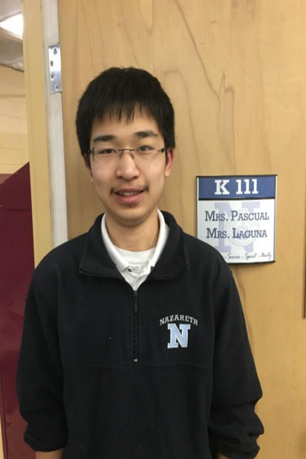Student Spotlight: Frank Li