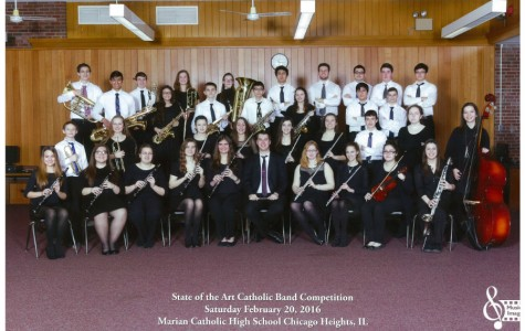 Nazareth Band succeeds at performance competition