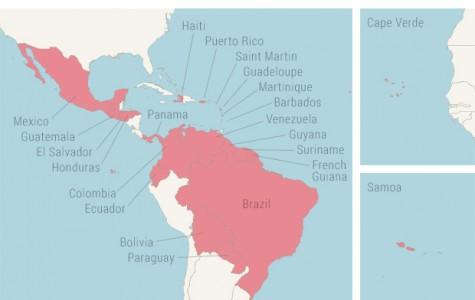 Zika virus causes travel alerts, health concerns