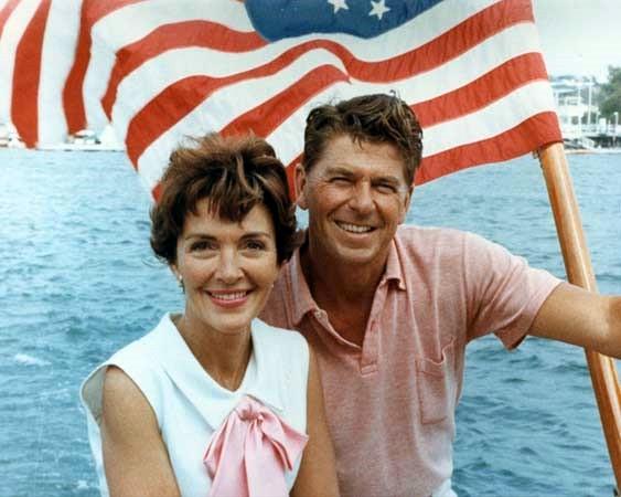 Remembering Nancy Reagan