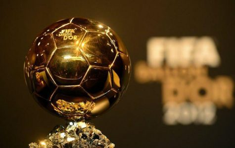 Cristiano Ronaldo awarded Ballon d'Or
