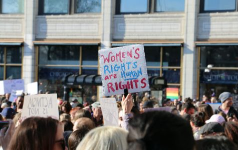 Women's March draws larger than expected crowds in Chicago