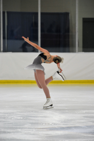 Student Spotlight: Olivia Pasinski on the ice