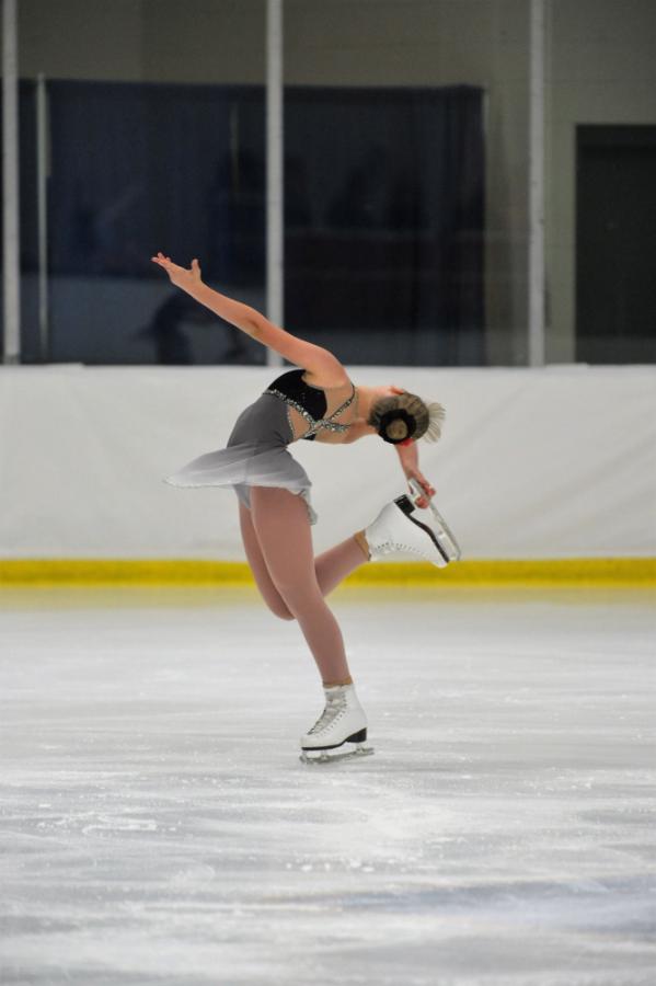 Student Spotlight: Olivia Pasinski on the ice