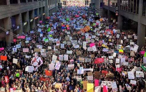This is what democracy looks like: My day at The Women's March