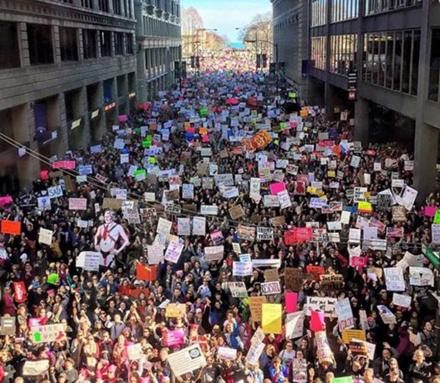 This Is What Democracy Looks Like And >> This Is What Democracy Looks Like My Day At The Women S March The