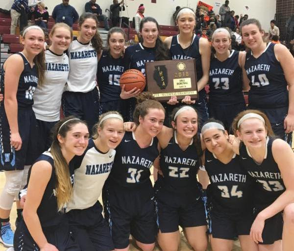 Girls Basketball Beats Bogan and Heads to State