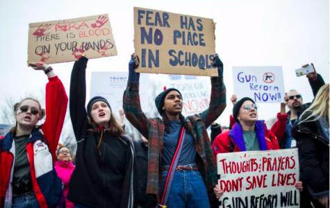 Teens' Response to Gun Violence