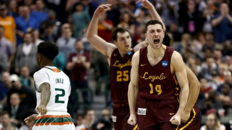 Loyola plays to advance to elite eight