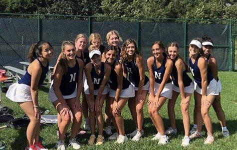 Girls tennis off to a strong start