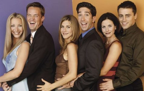 Farewell to Friends and The Office