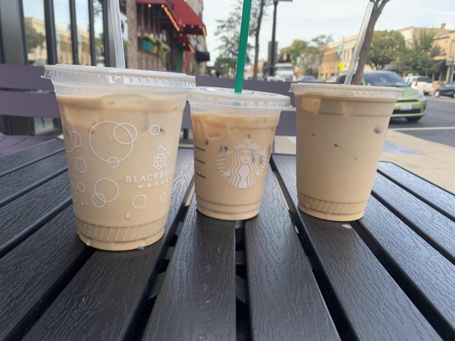 A lot of latte in LaGrange