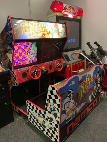 A blast from the past: Galloping Ghost Arcade