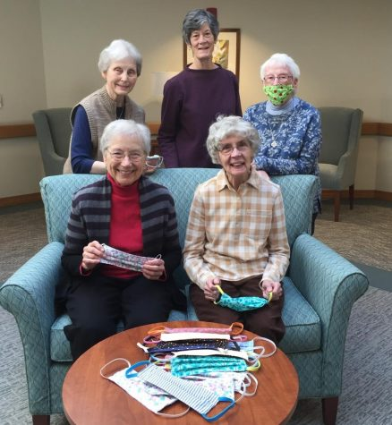 Sisters of St. Joseph help deliver hope during pandemic