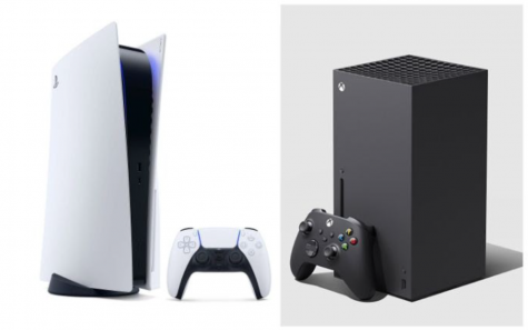 Console wars: PS5 v. Xbox Series X