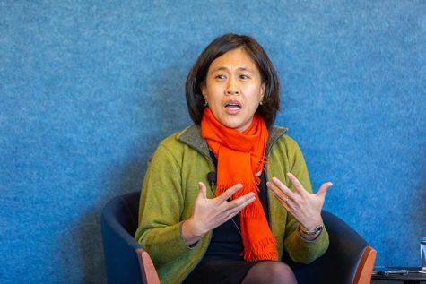 United States Trade Representative Katherine Tai